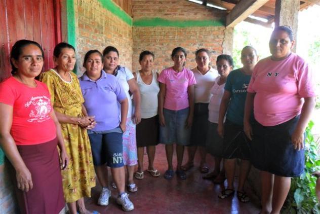 Banco Comunal Las Mariposas Group