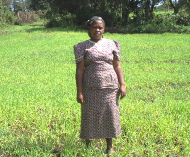 Ruth Wanjiku