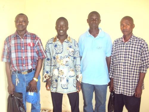 Solomon Sahr's Group