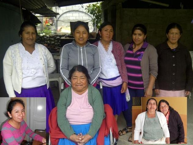 Rosas Rojas  (Paute) Group