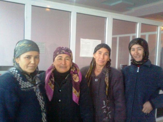 Tursunoi's Group