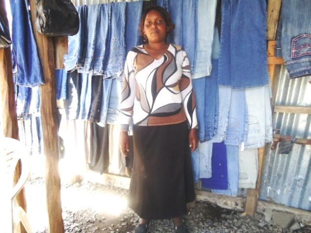 Agnes Wangari