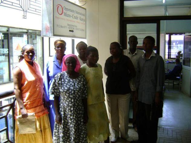 Aboke Self-Help Group
