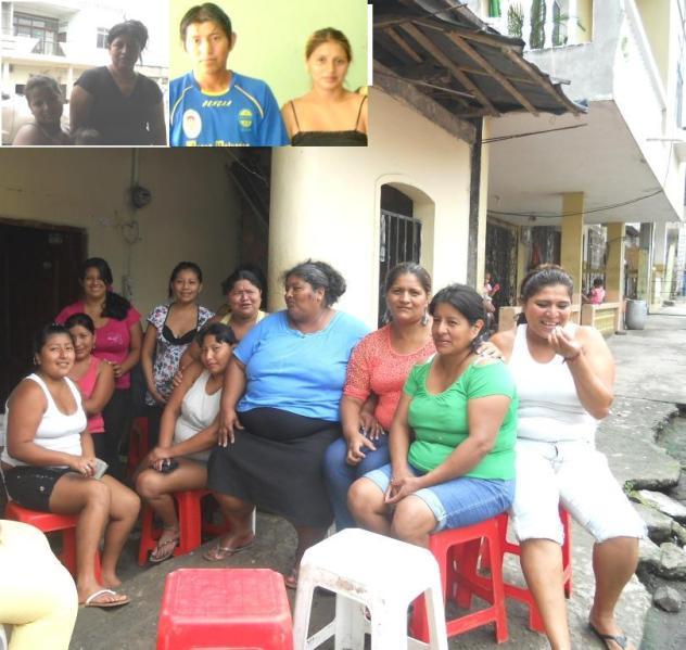 Calle Alajuela  (Montecristi) Group