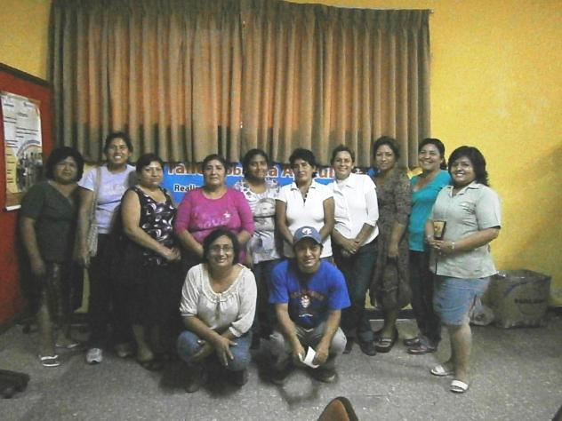 Santa Rosa De Yanacoto Group