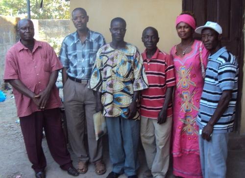 Augustine C.'s Group