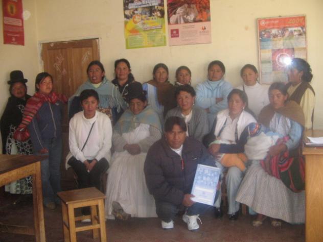 Caminando Con Dignidad Group