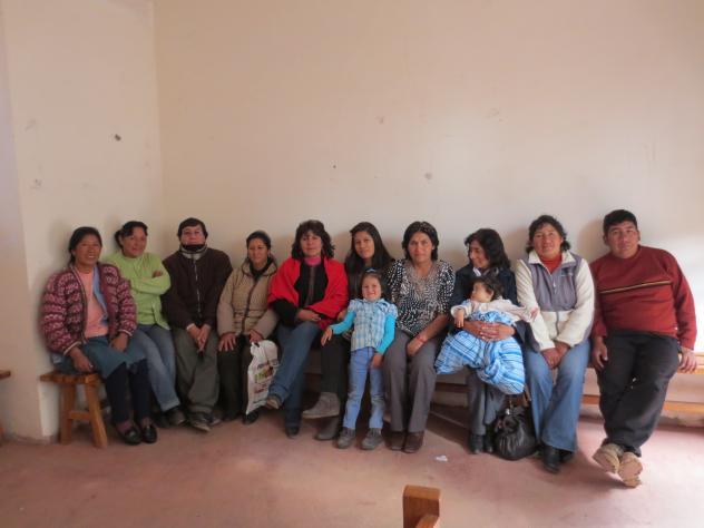 Warmicuna Llanqanchis Group