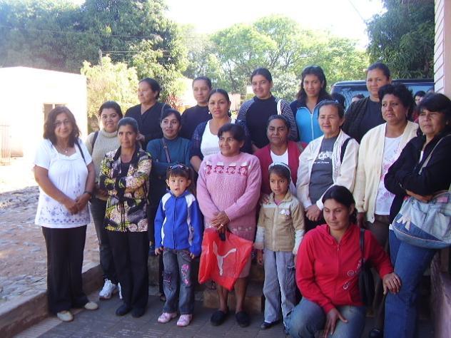 Unidas De Saguazu Group