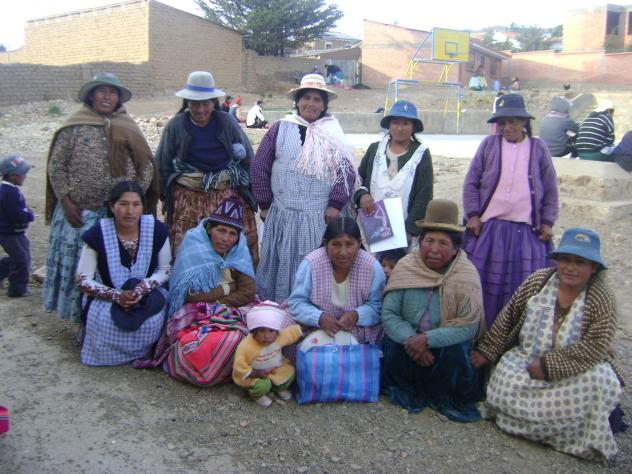 Calamarca Group