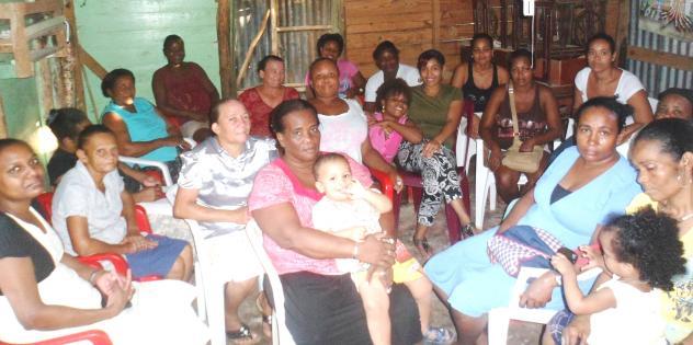 Manantial De Vida 1, 2, 3 & 4 Group