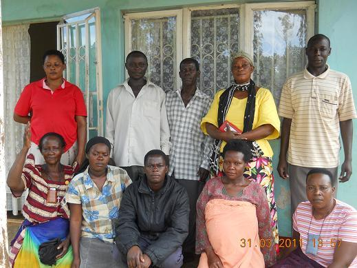 Kasenyanku Community Group