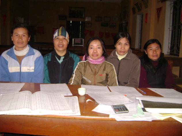 Nguyen Thi Nga Group