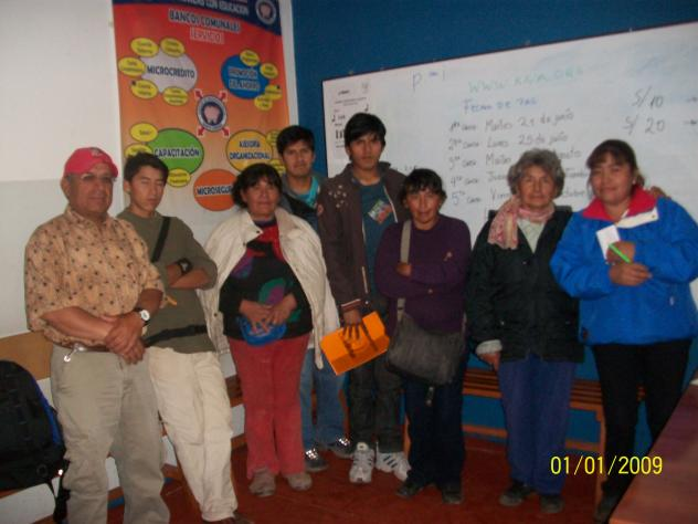Las Hormiguitas Group