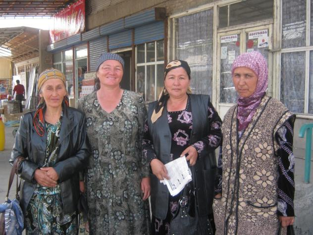Mahmudova`s Group