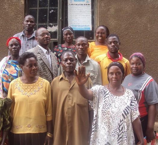 Kyosimba Onanya Kibuga-Mpigi Group