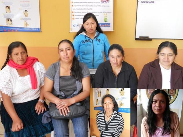 Nuevas Amigas  (Cuenca) Group