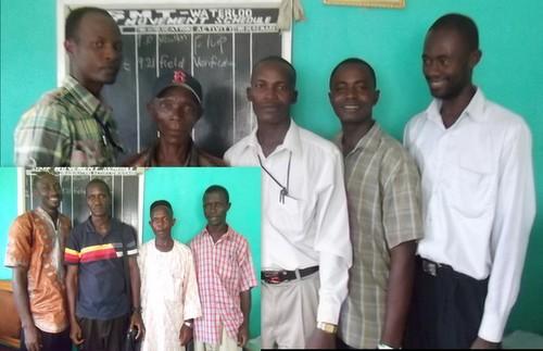 Samuel B.'s Group