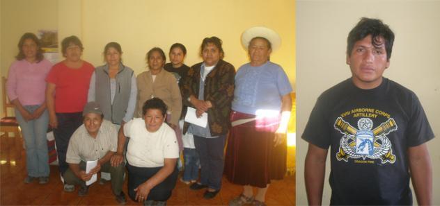 San Gregorio De Yucay Group