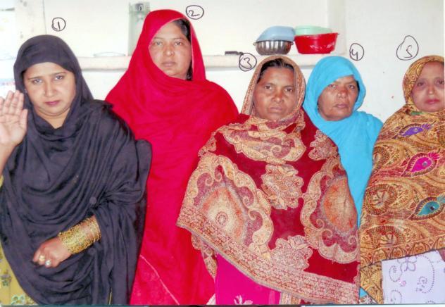 Sakina's Group