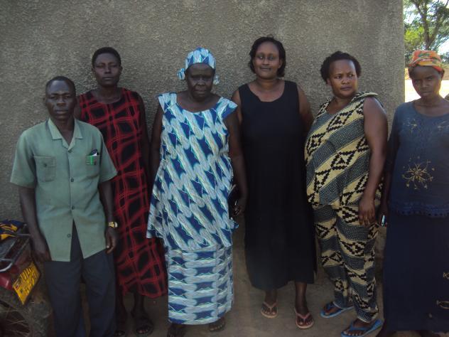 Bakristo Kweterana Group, Ibanda